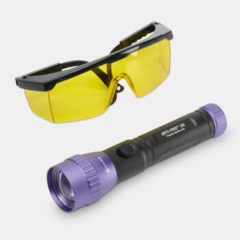 WAECO UV-DETECT - Led-violetlicht-uv-lekdetectielamp OPTI-PRO™ UV