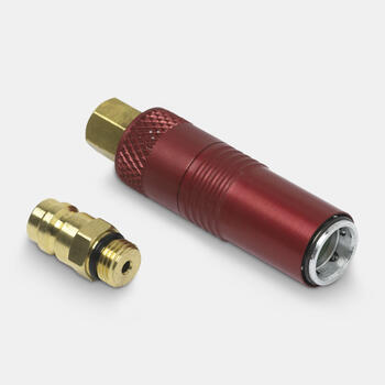 WAECO COMP-ADAPT - Service quick coupler, specific vehicles, high-pressure, R1234yf