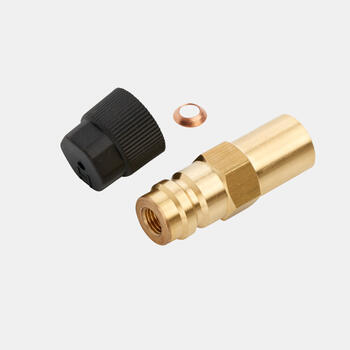 "WAECO COMP-RKIT - Adapter 1/4"" x high-pressure side"