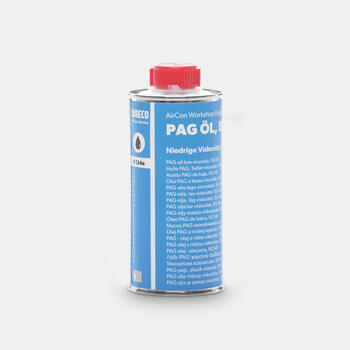 WAECO PAG ISO 150 - Huile PAG ultra haute viscosité pour R134a, ISO 150, 250 ml