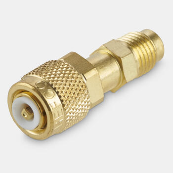 "WAECO COMP-ADAPT - Connection adapter, 1/4"" SAE inside thread, low-pressure"