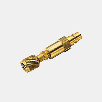 "WAECO COMP-ADAPT - Connection adapter, 1/4"" SAE inside thread, high-pressure"