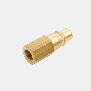 "WAECO COMP-ADAPT - Connection adapter for R1234yf refrigerant bottle, ½"" ACME left -> HP"